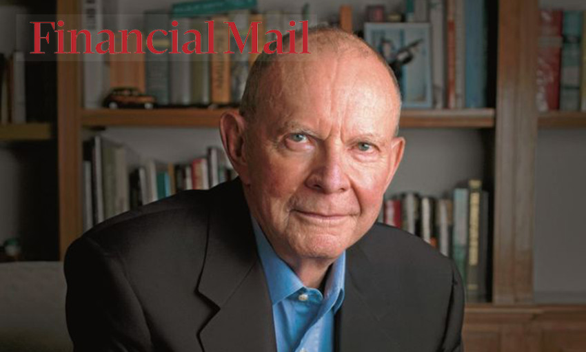Wilbur Smith's wild ride