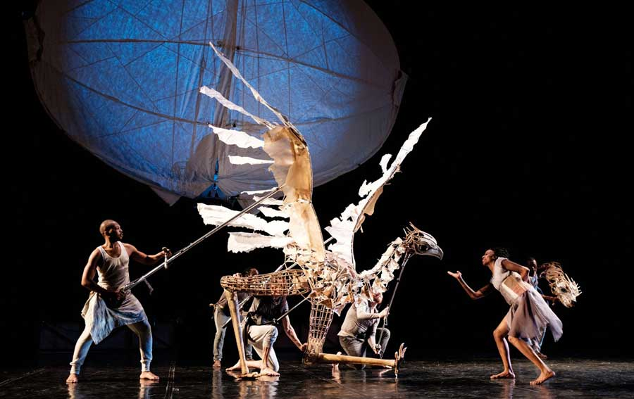 Mixed reactions to ambitious production of The Firebird