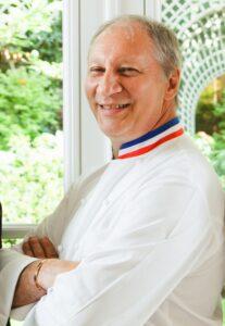 Executive Chef Éric Fréchon