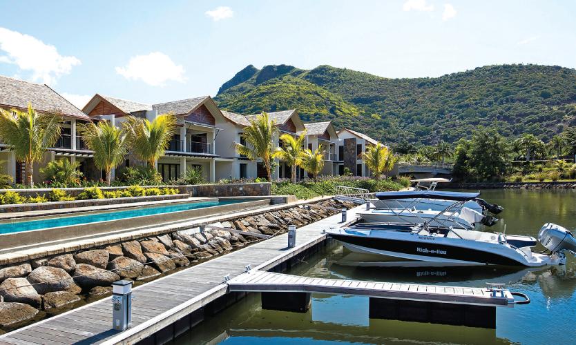 Mauritius shapes up