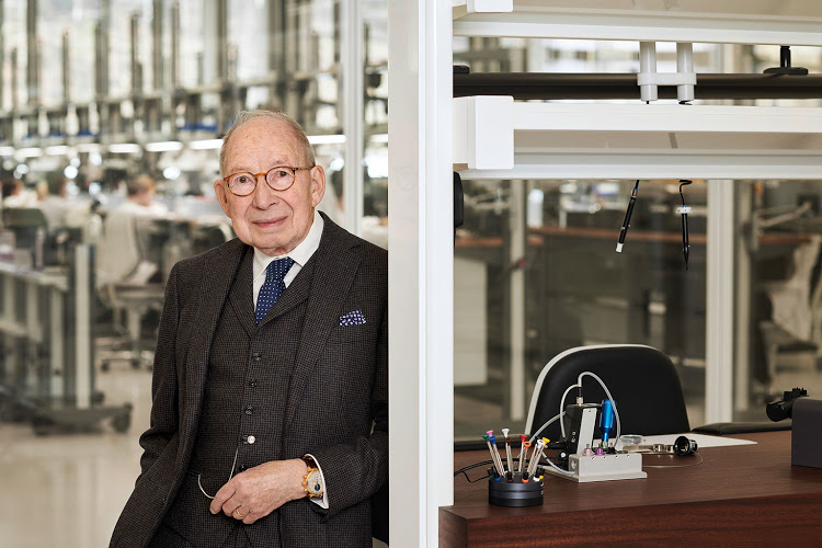REFLECTIONS ON KURT KLAUS' BRILLIANT CAREER AT IWC, THE DARLING OF SWISS WATCHMAKING
