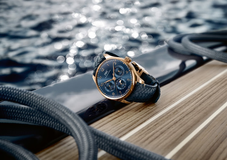KEEPING WATCH: THE NEW IWC PORTUGIESER COLLECTION IS MAKING WAVES