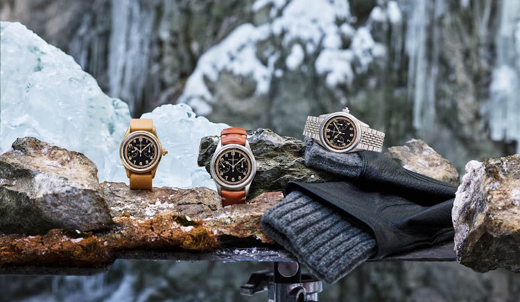 Montblanc launches new watches