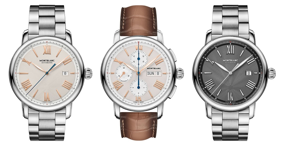 Montblanc Star Legacy Collection