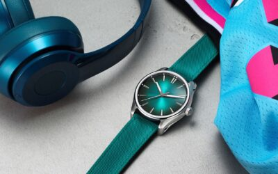 The watch to wear with boardshorts or tux