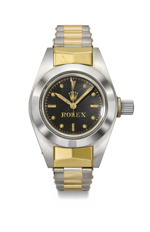 The Rolex Experimental Deep Sea Special N°1 goes under the hammer